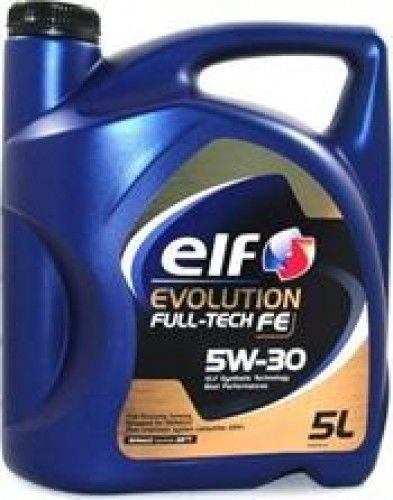 ELF EVO FULLTECH FE Synthetic Engine Oil 5W30 5L