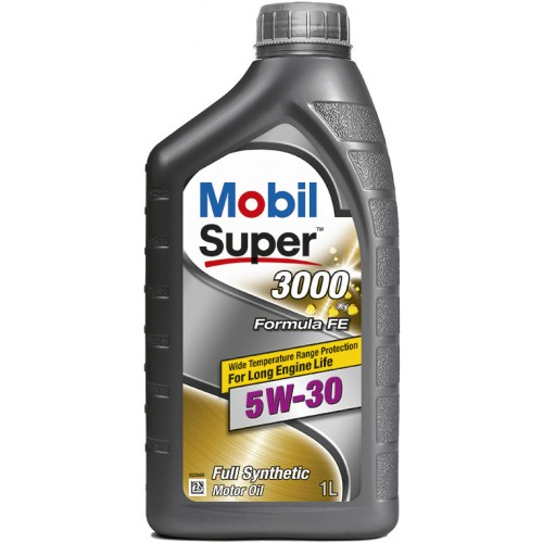 MOBIL SUPER 3000 FE 5W30 1L
