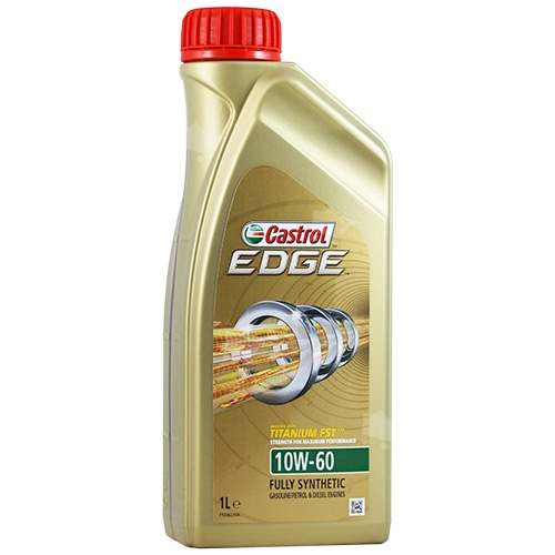 CASTROL EDGE 10W60 1L M-POWER